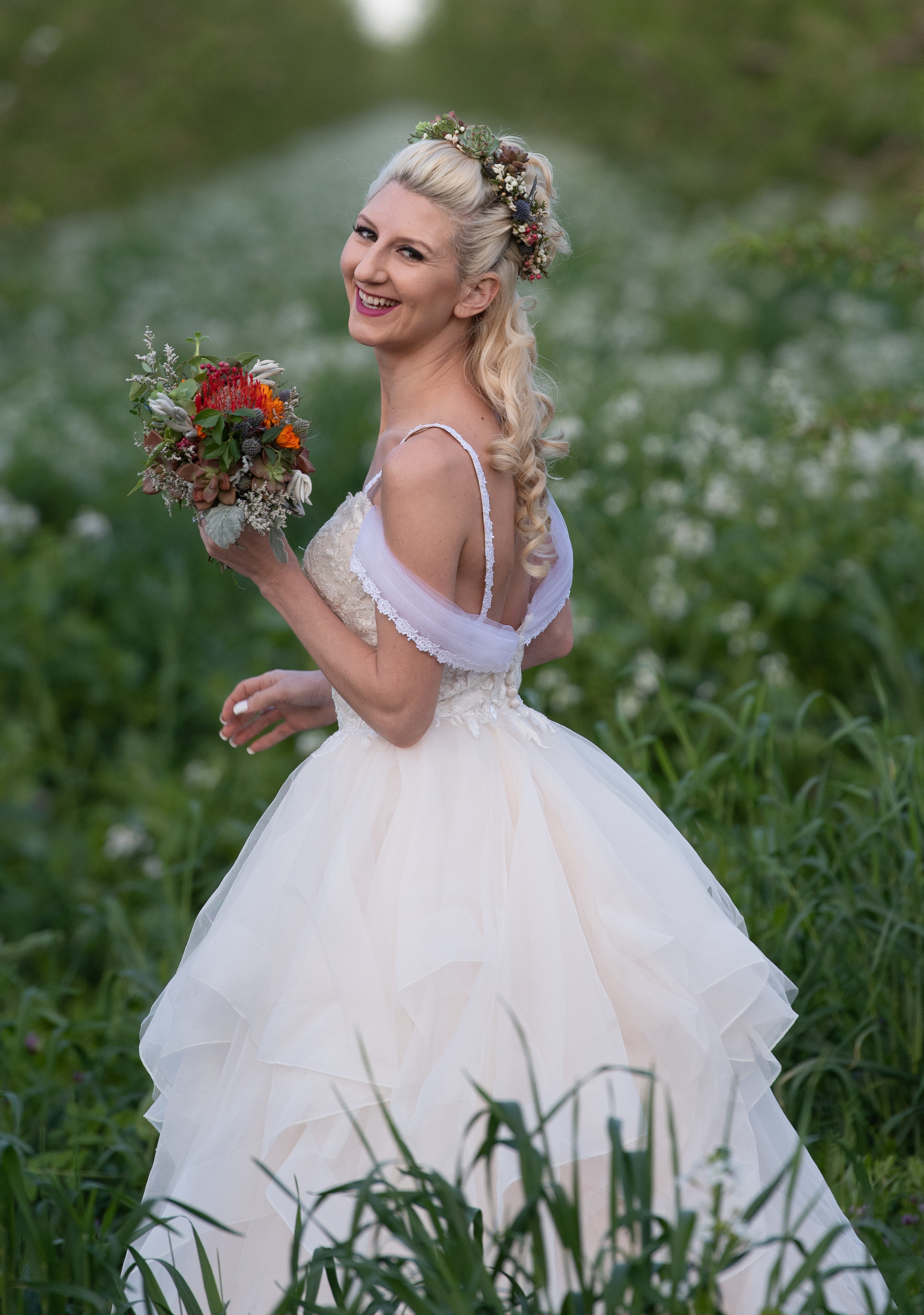 vegan bride