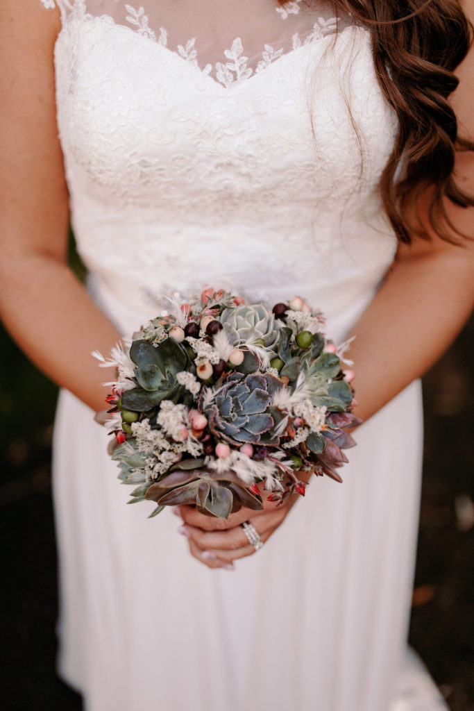 succulent wedding succulent bouquet